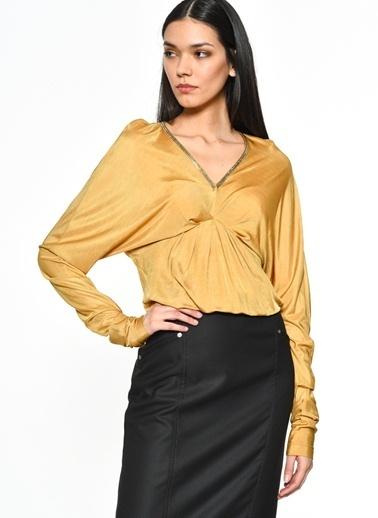 Gizia Bluz Altın